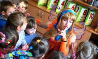 День рождения в детском саду. Херсон