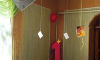 Гелиевые шары на празднике