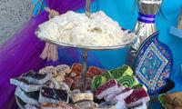 Рахат-лукум. Восточные сладости