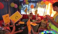 Тематический детский праздник в стиле Lego. Заказать в Херсоне