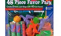 Набор игрушек для пиньяты 48 шт. Динозавры / 200 грн.