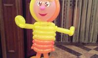 Симка Фиксик. Фигурка из шаров. Цена