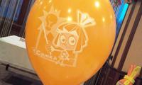 Воздушный шар с Симкой. Цена 18 грн.