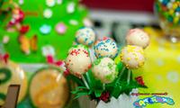 кейк-попсы, вкусный десерт для candy-bar