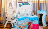 "Candy-bar ""Frozen"""