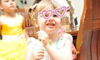 детский праздник в стиле Барби