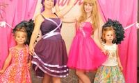 тематический праздник в стиле Барби