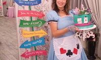 Алиса в Стране Чудес. Заказать аниматора.
