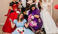 Алиса, Шляпник, Белый кролик, Мартовский заяц, Красная королева, Белая королева. Заказать аниматора.