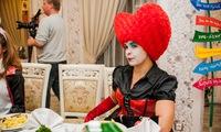Червовая королева из Алисы в Стране Чудес. Заказать аниматора в Херсоне.