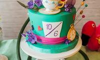 """Торт """"Шляпа"""" для Candy_bar """"Алиса в стране Чудес"""". Заказать. Затейник. Херсон. Николаев."""