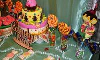Candy-bar оформление,  декор. Затейник