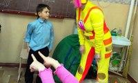 Аниматор. Симка и Нолик. Детский праздник. Херсон, Николаев