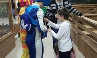 Симка и Нолик. Детский праздник. Херсон, Николаев