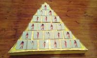 Пирамида и сокровища фараонов.