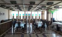 Тематическое оформление зала к празднику в Египетском стиле.