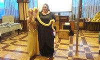 Танец со змеёй. Заказать в Николаеве