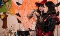 Хеллоуин. Аниматоры Ведьмы