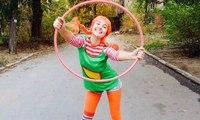 Аниматор Пеппи Длинный чулок на детский праздник.