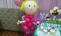 Принцесса Холли. Фигура из шаров. Затейник, Николаев.