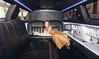 лимузин для Голливудской вечеринки