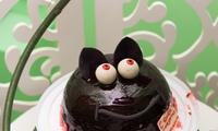 "Торт ""Летучая мышь""."