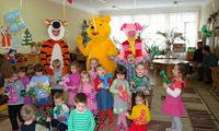 Винни Пух, Тигра и Пятачок на дне рождения