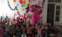 Лунтик в детском саду
