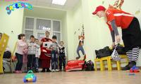 Детский праздник с Молнией Маквин
