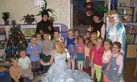 Золушка в детском саду