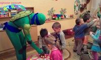 Черепашка Ниндзя на день рождения ребенка