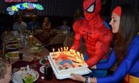 Спайдермен и Супергёл
