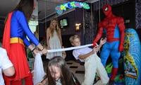 игры супергероев
