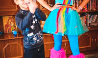 День рождения девочки, которая любит мультик My Little Pony