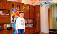 День рожденья с Радугой Дэш
