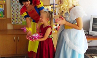 Поздравление от принцесс