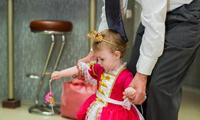 День рождения маленькой принцессы
