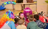 Игровая программа для детей от4-х до 8 лет